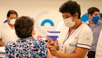 Los vacunatorios de Morón se suman a la campaña antigripal de Pami