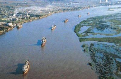 Navales realizarán un cabildo abierto por la soberanía fluvial y marítima y el canal Magdalena
