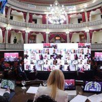 Kicillof quiere mayoría en el Senado: con 2019 fresco, qué tiene que pasar para que suceda