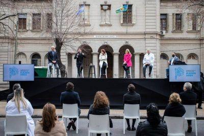 Sin nombres asegurados, el Frente de Todos inicia la campaña electoral con sus ejes definidos