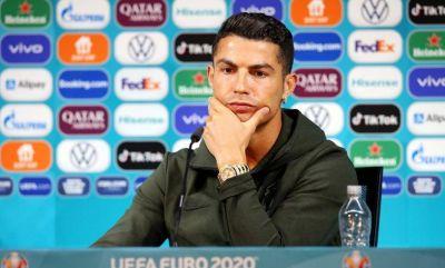 La elegante respuesta de Coca-Cola a Cristiano Ronaldo por quitar su publicidad en la Eurocopa