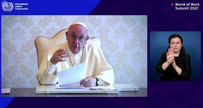 """Papa Francisco: """"Debe garantizarse el derecho a la sindicalización de los trabajadores"""""""