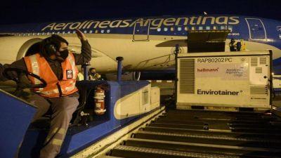 Parte a Beijing el primero de los dos vuelos de Aerolíneas previstos para este fin de semana