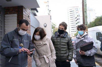 Peligro: el 38% de los argentinos que llegan del exterior no cumple con el aislamiento social