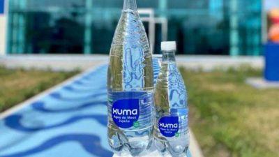 Agua jujeña: Xuma comenzó a ser vendida al público