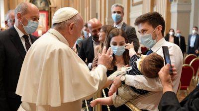 El Papa: Diáconos no sean