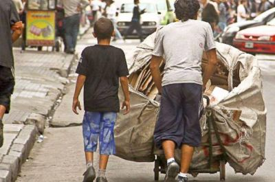 Datos alarmantes: la pandemia duplicó la cantidad de chicos que trabajan en la Argentina