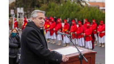 Alberto Fernández encabezará el acto por el Día de la Bandera desde Olivos
