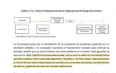 Vicentin: auditoría forense revela maniobras para esconder iliquidez y descontrol en pases a empresa controladas
