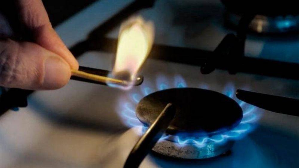 El Senado buscará convertir en ley el jueves el proyecto que reduce tarifas de gas en zonas frías