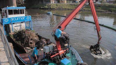 Cuenca del Riachuelo: tres obras aliviarán la contaminación