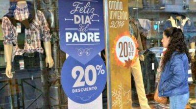 Un poco de aire fresco…Las ventas por el Día del Padre aumentaron un 13,5% en Mar del Plata