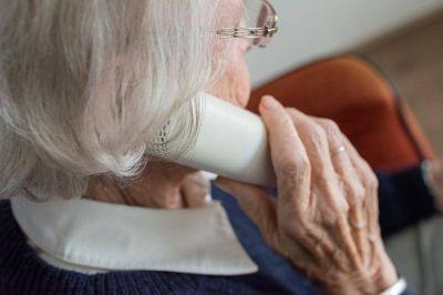 Violencia de género: 1581 mujeres mayores de 60 años llamaron a la línea 144