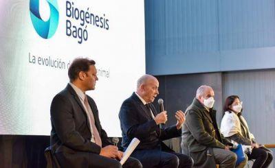 Biogénesis Bagó amplió su banco de vacunas contra la fiebre aftosa en Garín
