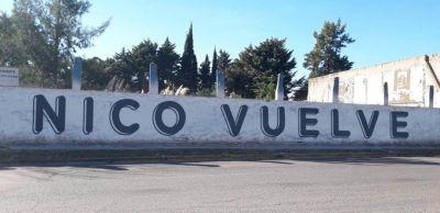 """Nico Vuelve"", la particular campaña del exintendente Ducoté"