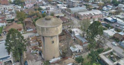 Obras de agua y cloacas en Cañuelas
