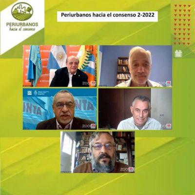 Berazategui refuerza su apoyo a zonas agrícolas urbanas