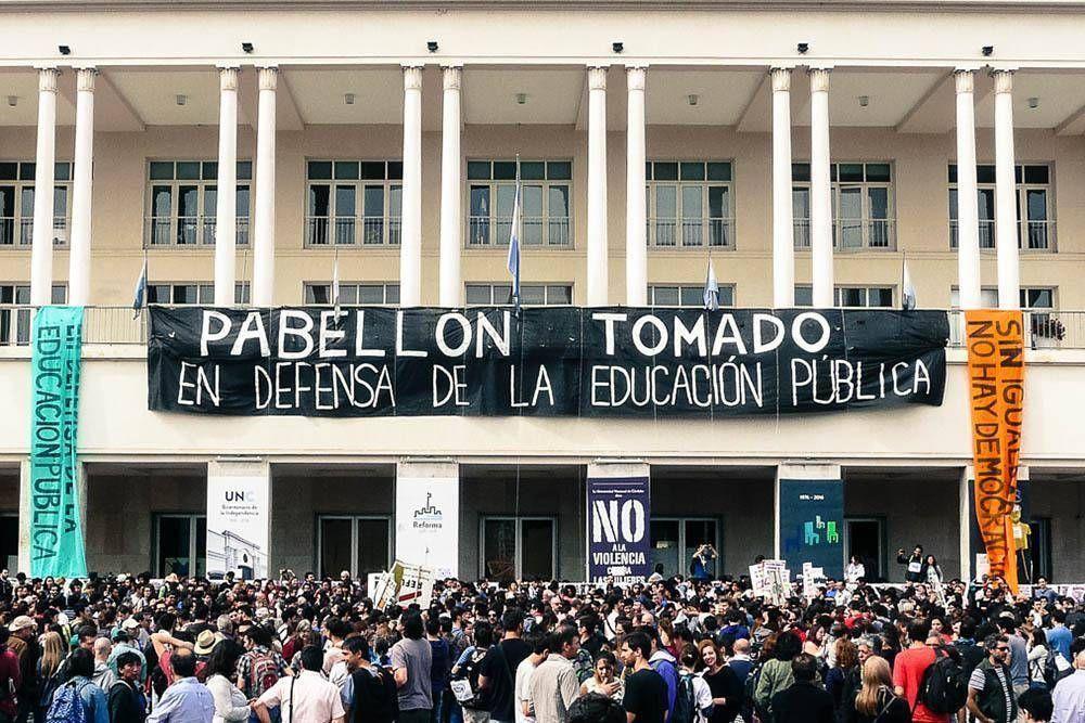 UNC: con reclamo al Rectorado, estudiantes marcharán por la absolución de los 27