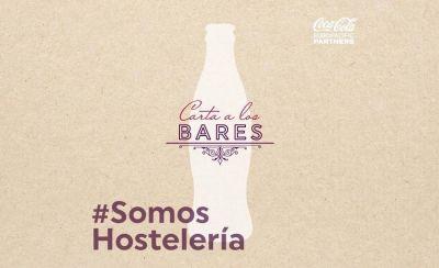 Coca Cola escribe una carta muy especial a los propietarios de bares de España