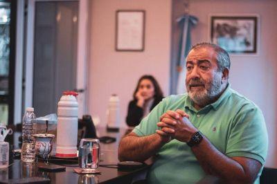 Entrevista a Héctor Daer: Salarios, CGT, UIA, el futuro del trabajo y el trabajo del futuro