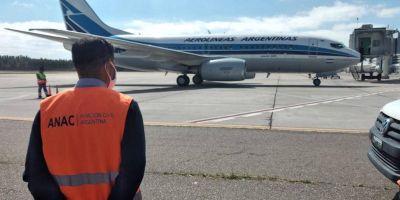 Amenazas de medidas de fuerza en los aeropuertos por despidos