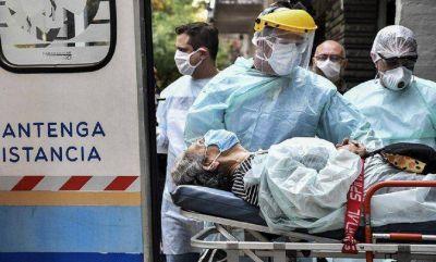 Coronavirus en Argentina: 8.606 casos y 448 muertos en las últimas 24 horas