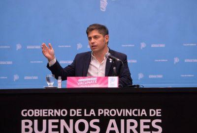Kicillof abrió moratoria para pymes con deudas por infracciones laborales
