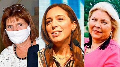 Elecciones 2021: Carrió y Vidal lanzaron un discurso de unidad y hablaron de Patricia Bullrich