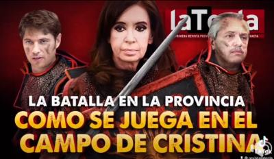 Las dificultades y las claves electorales en el campo de Cristina