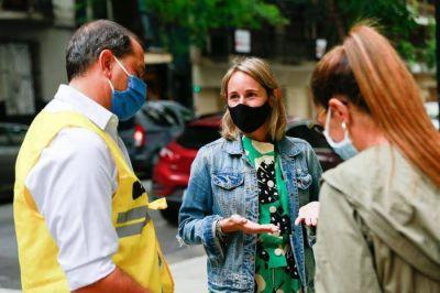 Un plan de buenos hábitos en la Ciudad para potenciar el reciclado