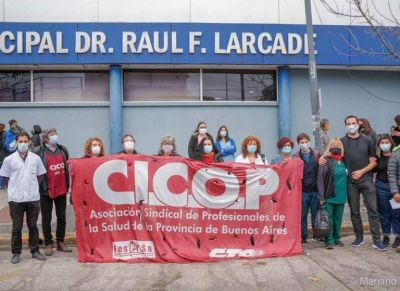 San Miguel: El municipio acusa a los gremios de que  ponen en juego la provincialización del hospital Larcade