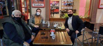 """Socialistas buscan fortalecer el """"tercer espacio"""" en Lomas de Zamora sumando a Gente Progresista y al Partido Socialista Autentico"""