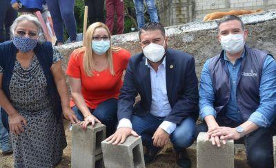 Municipalidad de Villa Nueva, Fundación FEMSA y Glasswing inician rescate de espacio público para contribuir a la calidad de vida de las familias