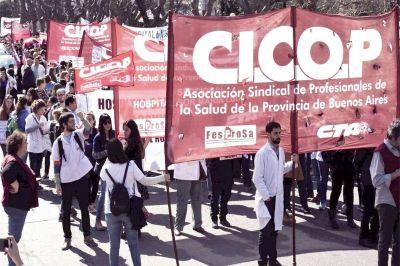 CICOP exige nuevamente la reapertura paritaria