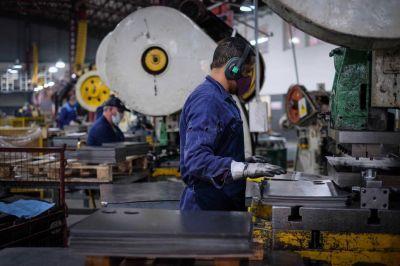 Alza industrial: La actividad se recuperó por encima de niveles prepandemia