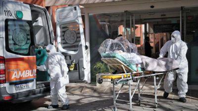 Con un nuevo récord de muertes por Covid, Argentina superó los 90 mil fallecimientos