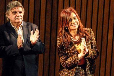 Cristina Kirchner despidió a Horacio González con un conmovedor mensaje
