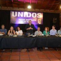 Zamora reasume el PJ Tigre en medio de una fuerte tensión política
