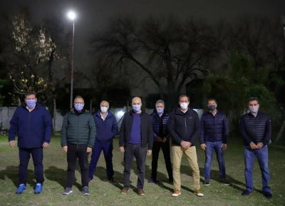 Intendentes del PRO salen a bancar a Santilli, se desmarcan de Macri y ponen condiciones