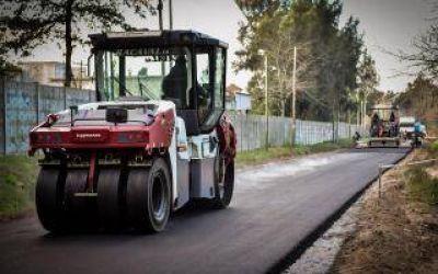 Escobar: Municipio construirá puente en arroyo Garín y pavimentará calle Independencia en Maschwitz