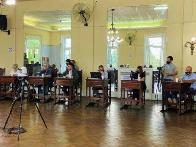 Se frustró la sesión del Concejo Deliberante
