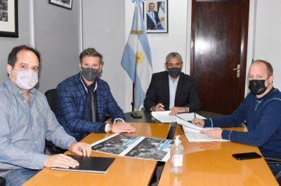 El Gobierno nacional financiará, con $40 millones, la adquisición de un predio para construir viviendas en Lomas de Zamora