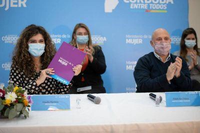 Provincia y Conicet firmaron un convenio sobre ciencia con perspectiva de género