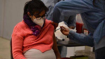 Coronavirus: Córdoba amplía la vacunación a embarazadas mayores de 18 años sin comorbilidades