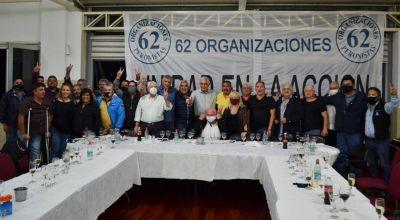 Las 62 Organizaciones se abren del SEMUN y piden «un congreso de unidad dentro de la CGT» con todos los sectores