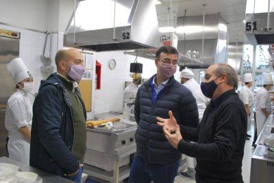El Sindicato de Pasteleros avanza en acciones conjuntas con el INAES