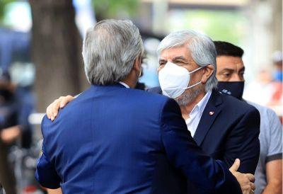 «Estamos en un sector importante que esta fuera de la CGT y en ningún momento se habló de la candidatura de Gerardo Martínez. El consenso será entre ellos»