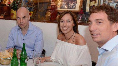 Tres razones que encolumnan a intendentes del PRO con Rodríguez Larreta: la mudanza de Vidal, el factor Manes y las encuestas favorables a Santilli