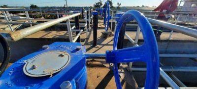El IProDHa ejecuta una obra para el abastecimiento de agua potable en Puerto Iguazú