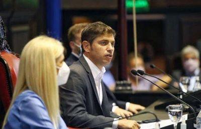 Kicillof apuesta a quedarse con la mayoría en el Senado bonaerense